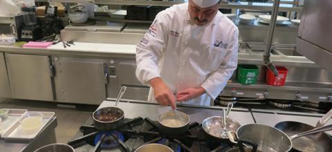 Chef John Reed