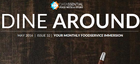 Dine Around - May 2016 | Issue 32