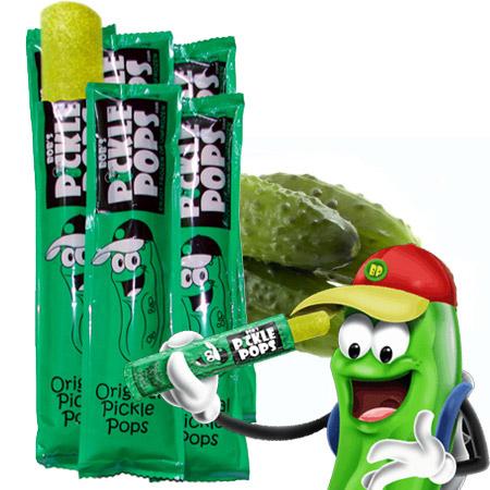 Bob's Pickle Pops