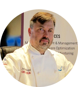 Chef John Reed, Custom Culinary Solutions