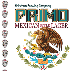 Primo Mexican Lager